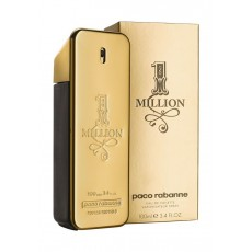 1 Million by Paco Rabanne For Men 100 ML Eau de Toilette