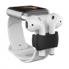 Promate Airpods Watch Band Holder Clip - Black