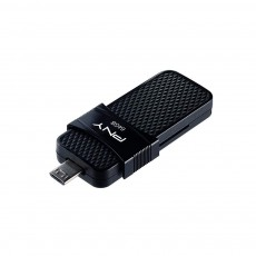 PNY DUO LINK OTG 64GB Micro USB 3.0 Flash Drive