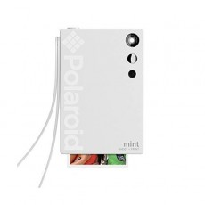 Polaroid Mint Instant Print Digital Camera (POLSP02) - White
