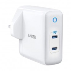 Anker PowerPort 3 Duo Dual USB-C Wall Charger