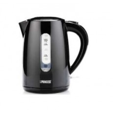 Princess 2200W 1.7L Electric Kettle (236017) - Black