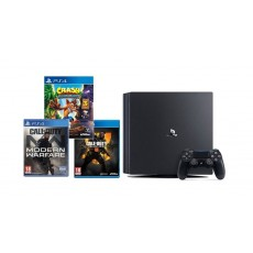 PlayStation 4 Slim 1TB + COD Black Ops + Crash Bandicoot + Call Of Duty: Modern Warfare + PSN 1 Month