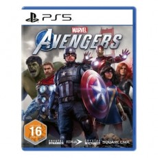 Marvel's Avengers PS5 Game in Kuwait | Buy Online – Xcite