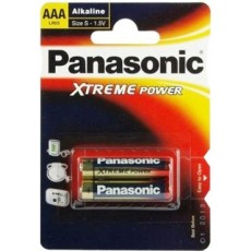 Panasonic LR03TP0/2B AAA Battery
