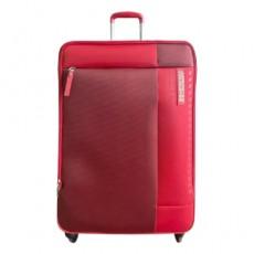 American Tourister Art Marina 81 CM Soft Luggage - Red