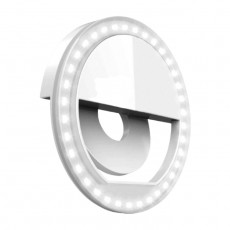 Buy Bower Clip-On Selfie Ring Light at the best price in Kuwait. Shop online and get free shipping from Xcite Kuwait.