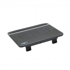Riva Cooling Pad For Laptop Up To 15.6-inch (5555) - Silver