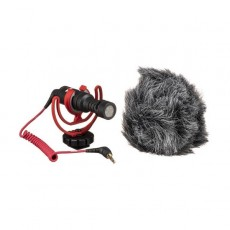 Rode Video-Micro Compact On-Camera Microphone - Black