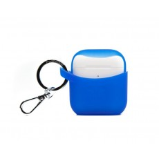 Podpockets Secure Scoop AirPods Protective Case - Royal Blue