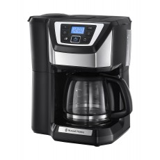 Russell Hobbs Chester Grind and Brew Coffee Machine (22000) - Black