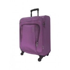 Kamiliant Savanna 79CM Soft Luggage (FO4X50903) - Purple