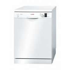 Bosch 6 Programs Free Standing Dishwasher (SMS50E92GC) – White