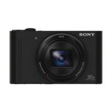 Sony Cyber-shot DSC-WX500 Digital Camera - Black