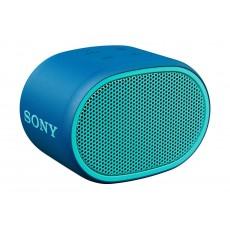 Sony XB01 Bluetooth Compact Portable Speaker - Blue