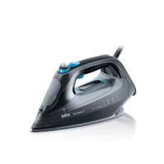 Braun TexStyle 9 Steam Iron 2800W (SI9188) - Black