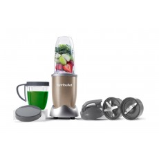Philips NB9-1012 Nutribullet 900W 10pcs Set - Grey