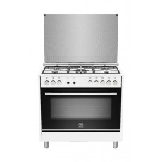 Lagermania 90x60CM 5 Burners Gas Cooker With Oven (TUS95C31DW)