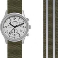Timex Core Camper 40mm Gents Analog Nylon Watch (TW2R81300)