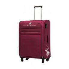 US Polo Optima Small Soft Luggage - Red