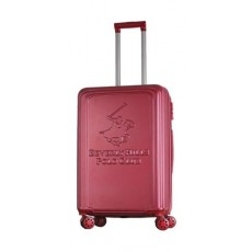 US POLO Paco Hard Trolley Luggage - Medium/Red