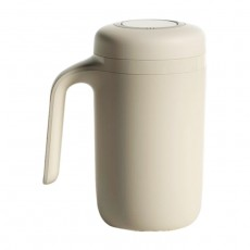 Artiart Vitality Hill Thermal Suction Mug - White