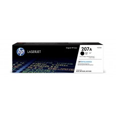 HP W2211A 207A Original LaserJet Toner Cartridge - Black