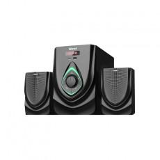 Wansa 2.1Ch 40W FM USB Mini Multimedia System (TK-521)