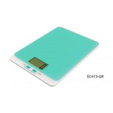 Wansa EC415-GR 5Kg Digital Kitchen Scale - Blue