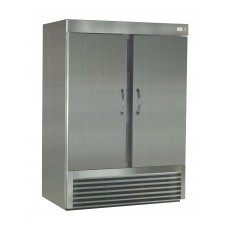 Wansa 46 Cft. Double Door Refrigerator (2DRS) - Stainless Steel