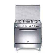 Wansa 80x50 cm 5-Burner Floor Standing Gas Cooker (WC18502114X)