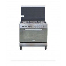Wansa 90x60cm Gas Cooker (WCI9502124XA) – Stainless Steel