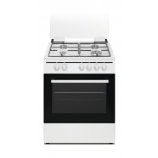 Wansa 60x60cm 4-Burner Floor Standing Gas Cooker (WCT6400111W)