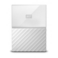 WD 1TB My Passport USB 3.0 External Hard Drive - ًWhite