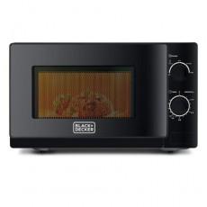 Black+Decker 20L 700W Manual Microwave (MZ2020P-B5)