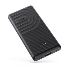 RAVPower 10000mAh Power Bank + Type-C to Lighting Cable + Wall Charger