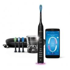 Philips Sonicare Diamond Clean Smart Electric Toothbrush – Black (HX9924/16)