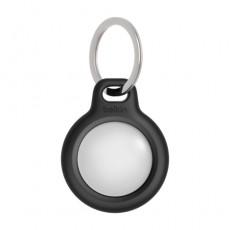 Belkin AirTag Secure Holder W/Key Ring – Black