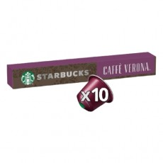 Nespresso Starbucks Dark Café Verona - 10 Capsules