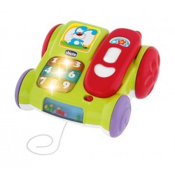Chicco Musical Phone Baby Toy (CHCT-000047)
