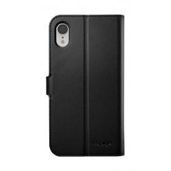 Spigen Wallet S For iPhone XR (064CS24881) - Black