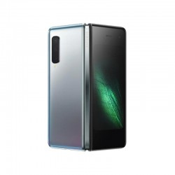 Samsung Galaxy Fold 512GB Phone - Silver