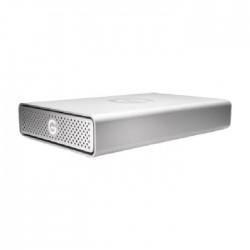 G-Technology G-Drive USB 4 TB Hard Drive - Silver