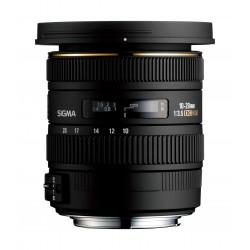 Sigma 10-20mm f/3.5 EX DC HSM Autofocus Wide-Angled Zoom Lens - Canon Mount