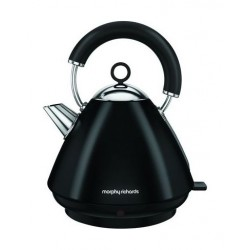 Morphy Richards Pyramid Traditional Kettle (102030) - Black