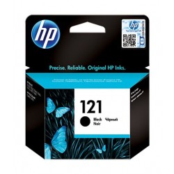 HP Ink 121 Black Ink