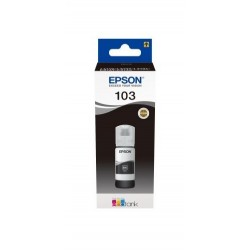 Epson 103 EcoTank Ink Bottle (C13T00S14A) - Black