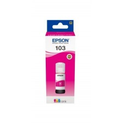Epson 103 EcoTank Ink Bottle (C13T00S34A) - Magenta