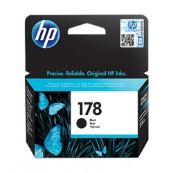 HP Ink 178 Black Ink