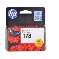 HP Ink 178B for InkJet Printing 130 photos - Multi-Colour (Photo Pack)